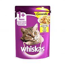Whiskas Casserole kuřecí kapsička 85 g