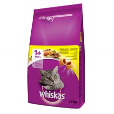 Whiskas kuřecí 1,4 kg