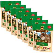 Wolfsblut Green Valley kapsička 7 x 300 g