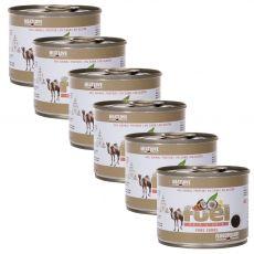 Meat Love Fuel konzerva velbloud 6 x 200 g