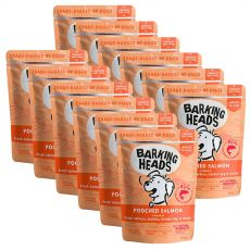 BARKING HEADS Pooched Salmon GRAIN FREE 12 x 300 g