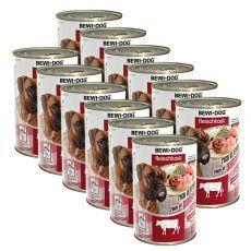 New BEWI DOG konzerva – Hovězí dršťky, 12 x 400 g