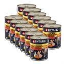 Konzerva ONTARIO pro psa, kuřecí, mrkev a olej - 12 x 800 g