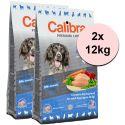CALIBRA Dog Premium Line ADULT 2 x 12 kg