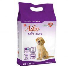AIKO Soft Care podložky pro psy 7 ks – 60 x 58 cm