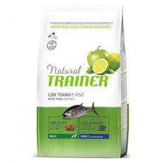TRAINER Natural Maxi Adult Tuna and Rice 3 kg