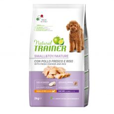 Trainer Natural Small & Toy Maturity kuře 2 kg