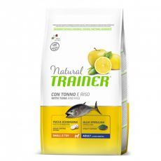 Trainer Natural Small & Toy Adult tuňák 2 kg