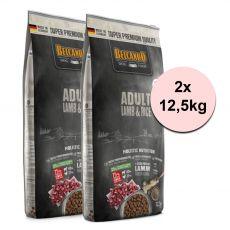 BELCANDO Lamb and Rice 2 x 12,5 kg
