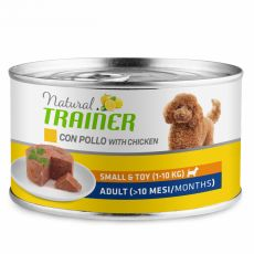 Trainer Natural Adult Small & Toy kuře 150 g