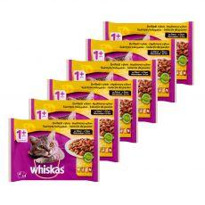 Whiskas Drůbeží výběr ve šťávě 6 x (4 x 100 g)