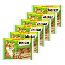 Kitekat kapsičky Selské menu ve šťávě 6 x (4 x 100 g)