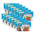 Stuzzy Cat kapsičky MULTIPACK šunka + hovězí 12 x (4 x 100 g)