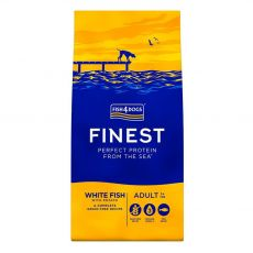 FISH4DOGS FINEST White Fish Adult 1,5 kg