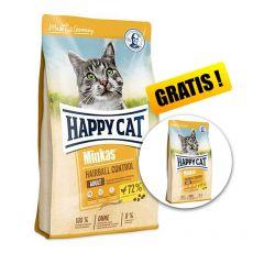 Happy Cat Minkas Hairball Control 10 kg + DÁREK
