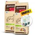 EMINENT Grain Free Adult 2 x 12 kg + DÁREK