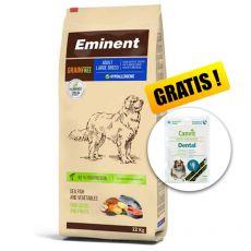 EMINENT Grain Free Adult Large Breed 12 kg + DÁREK
