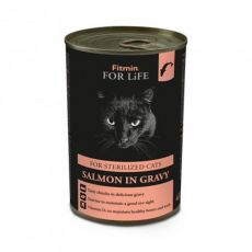 Fitmin Cat For Life Salmon 415 g