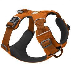 Postroj pro psy Ruffwear Front Range Harness, Campfire Orange S