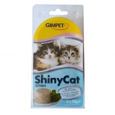 Gimpet ShinyCat kitten kuře 2 x 70 g