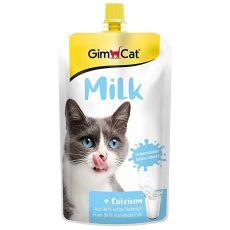 GimCat Milk mléko pro kočky 200 ml