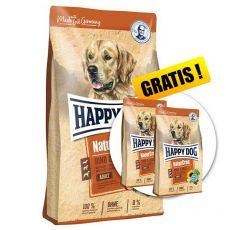 Happy Dog NaturCroq RIND & REIS 15 kg + DÁREK