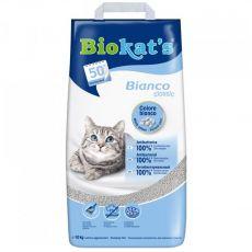Biokat's Bianco classic podestýlka 10 kg