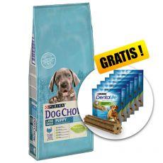 PURINA DOG CHOW PUPPY Large Breed TURKEY 14kg+ DÁREK