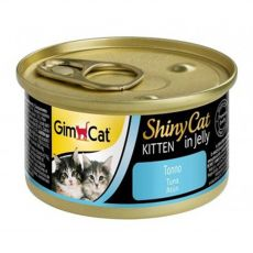 GimCat ShinyCat Kitten Tuňák 70 g