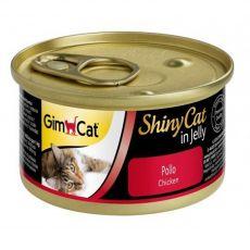 GimCat ShinyCat kuře 70 g