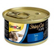 GimCat ShinyCat tuňák 70 g