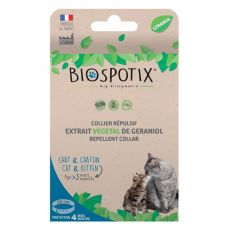 Obojek BIOGANCE Biospotix Cat s repelentním účinkem 35 cm