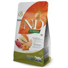 Farmina N&D cat PUMPKIN (GF) adult, duck & cantaloupe melon 1,5 kg