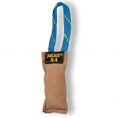 JULIUS K-9 kožený pešek s jedním poutkem 10 x 2,5 cm