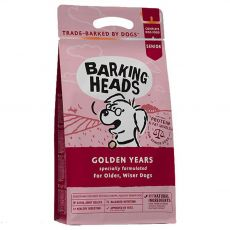 BARKING HEADS Golden Years SENIOR 1 kg