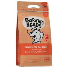 BARKING HEADS Pooched Salmon ADULT 1 kg