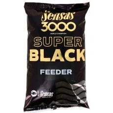 Krmení 3000 Super Black (Feeder-černý) 1kg