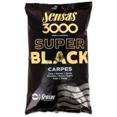 Krmení 3000 Super Black (Kapr-černý) 1kg