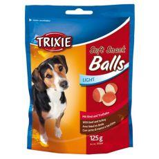 Soft Snack BALLS Light - měkké kuličky - hovězí / krůtí 125 g