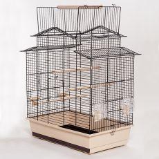 Klec pro papouška IZA III - 58,5 x 38 x 65 cm