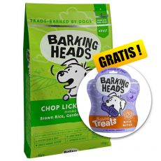 BARKING HEADS Chop Lickin' Lamb ADULT 12 kg + DÁREK