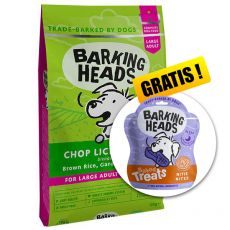 BARKING HEADS Chop Lickin' Lamb ADULT LARGE BREED 12 kg + DÁREK