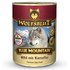 Konzerva Wolfsblut Blue Mountain 395 g