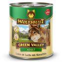 Konzerva Wolfsblut Green Valley Lamb & Salmon 800 g