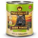 Konzerva Wolfsblut Dark Forest 800 g