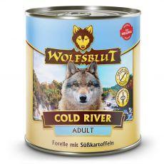 Konzerva WOLFSBLUT Cold River 800 g