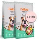 Calibra Dog Premium Line Sensitive 2 x 12 kg NEW