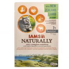 IAMS Naturally Lamb Senior 85 g