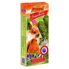 Vitapol Smakers Vojtěška tyčinky pro hlodavce 110 g