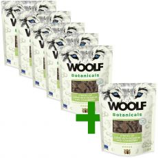 Woolf Botanicals Lamb stripes with rosehip and cranberry 80 g 5+1 GRATIS